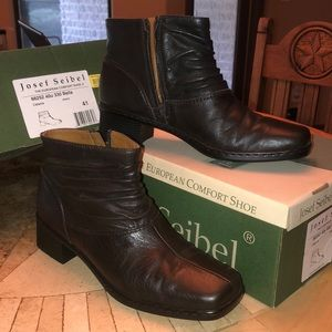 JOSEF SEIBEL (BELLA) 41 MORO (brown)NWOT